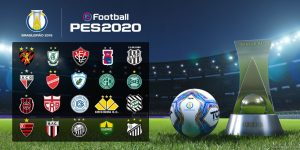 Konami fecha acordos exclusivos com Atlético-MG, Vasco, Sport e Série B