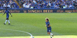 Chelsea renova com cervejaria tailandesa até 2022