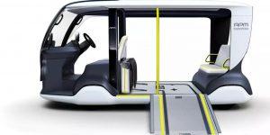 Toyota apresenta veículo elétrico e autônomo para Olimpíada de Tóquio