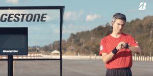 Bridgestone usa VAR para promover lançamento de produto