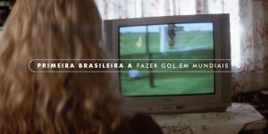 Fiat narra primeiro gol da seleção brasileira feminina em mundiais
