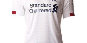 New Balance apresenta nova camisa 2 do Liverpool
