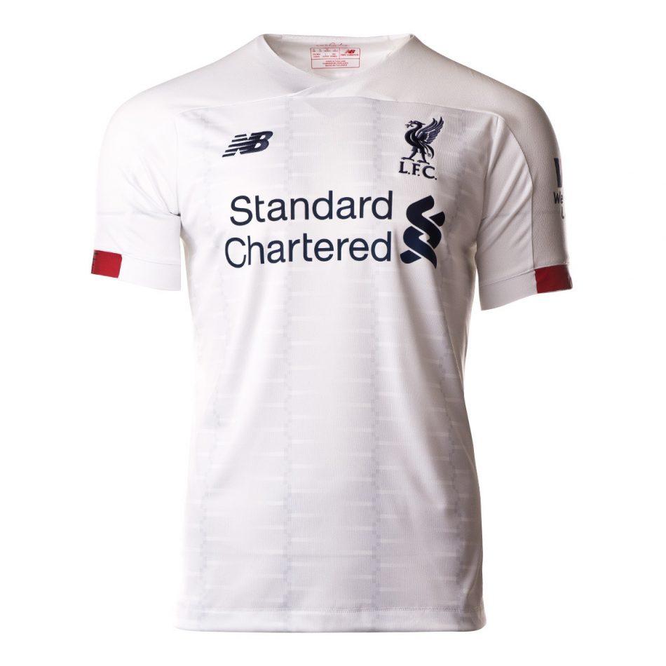 New Balance Apresenta Nova Camisa 2 Do Liverpool Mkt Esportivo