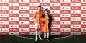 Cristiano Ronaldo fecha contrato com site de e-commerce