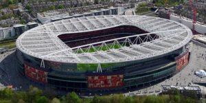 Arsenal renova contrato com empresa de transferência de dinheiro online