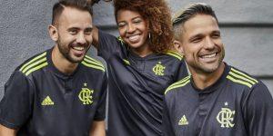 Adidas lança terceiro uniforme do Flamengo