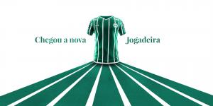 Coritiba lança nova camisa inspirada na torcida