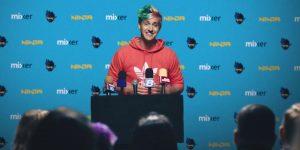 Ninja deixa Twitch e fecha contrato com o Mixer