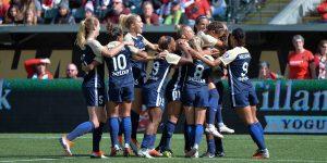 ESPN adquire direitos mundiais de transmissão da liga feminina de futebol dos EUA