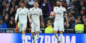 Real Madrid apresenta balanço financeiro com crescimento minúsculo