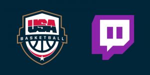 NBA se alia ao Twitch para transmitir seleção e torneios juvenis