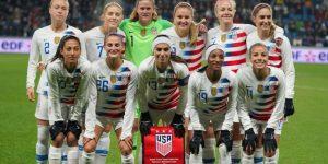 Estados Unidos vão apresentar candidatura para sediar a Copa do Mundo feminina de 2027