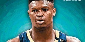 Após marca Jordan e NBA 2K, Zion Williamson fecha com Panini