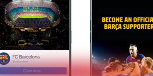 Pioneiro, Barcelona terá serviço de assinatura de conteúdo no Facebook