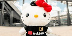 Los Angeles FC fecha co-branding com Hello Kitty
