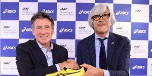Juntos desde 2016, Iaaf renova com Asics por dez temporadas