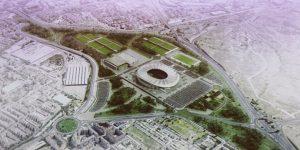 Atlético de Madrid encaminha cidade esportiva no Wanda Metropolitano