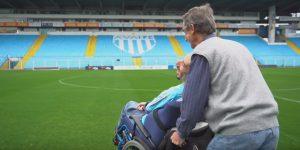 Avaí lança campanha e quer torcedor jogando junto com a equipe