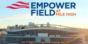 Denver Broncos vende naming rights de estádio até 2039