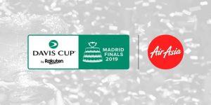Copa Davis quer mercado asiático e fecha patrocínio com AirAsia