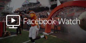 NFL amplia parceria de conteúdo com o Facebook