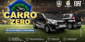 Fiat ativa patrocínio à CBF e sorteará carros no Brasileirão