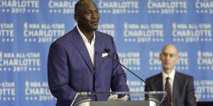 Michael Jordan vende participação do Charlotte Hornets