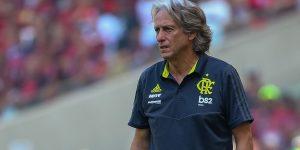 'Efeito-Jorge Jesus' faz canal português transmitir jogos do Flamengo no Brasileirão