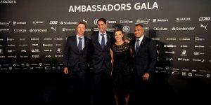 Denílson vira embaixador de projeto de internacionalização da LaLiga
