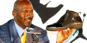 Marca de Michael Jordan segue soberana no mercado de calçados da NBA
