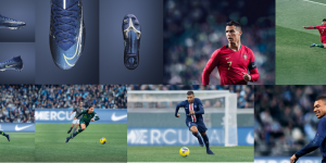 Nike apresenta nova chuteira de Cristiano Ronaldo, Mbappe e Sam Kerr
