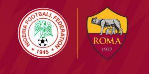 Após esforços no digital, Roma fecha parceria com Federação Nigeriana