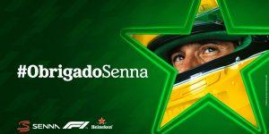 Heineken embarca em Ayrton Senna para ativar GP do Brasil