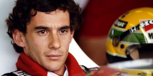 Em reconhecimento digital, Ayrton Senna iguala Pelé e supera Neymar