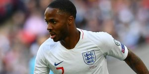 Raheem Sterling entra em novo patamar no marketing esportivo