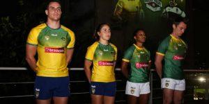 TIM é a nova patrocinadora da Confederação Brasileira de Rugby