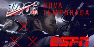 ESPN inspira-se em séries para promover a nova temporada da NFL