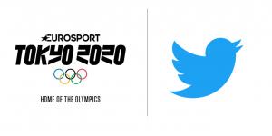 Por Jogos de Tóquio 2020, Eurosport firma parceria de conteúdo com o Twitter