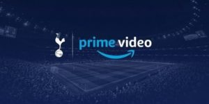 Tottenham oficializa série exclusiva no Amazon Prime Video