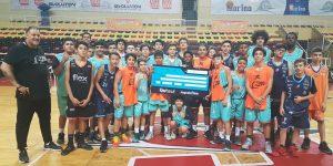 Site de apostas Betsul doa R$ 10 mil ao time de basquete de Sorocaba