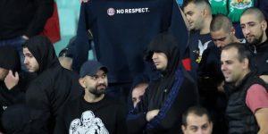 Governo inglês pressiona UEFA e presidente da federação búlgara renuncia