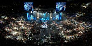 Profissão oficial e investimento bilionário: China caminha para ser potência no e-Sports