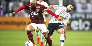 Flamengo e Corinthians usam clássico para 'exportar' Brasileirão