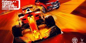 Novidade para 2020, GP do Vietnã de F1 terá title sponsor de startup