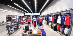 Fruto de plano de expansão, Fila inaugura nova loja no Rio de Janeiro