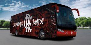 Buser negocia ônibus para levar torcedores do Flamengo à final da Libertadores