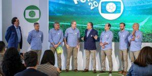 Com menos jogos na TV em 2020, Globo renova com cotistas do seu futebol