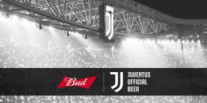 Budweiser ganha força no futebol europeu e fecha com Juventus