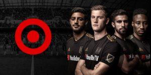 Pioneiro, Los Angeles FC fecha primeiro patrocínio de manga da MLS