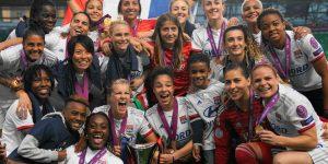 Multicampeão, Lyon quer adquirir time de futebol feminino nos EUA